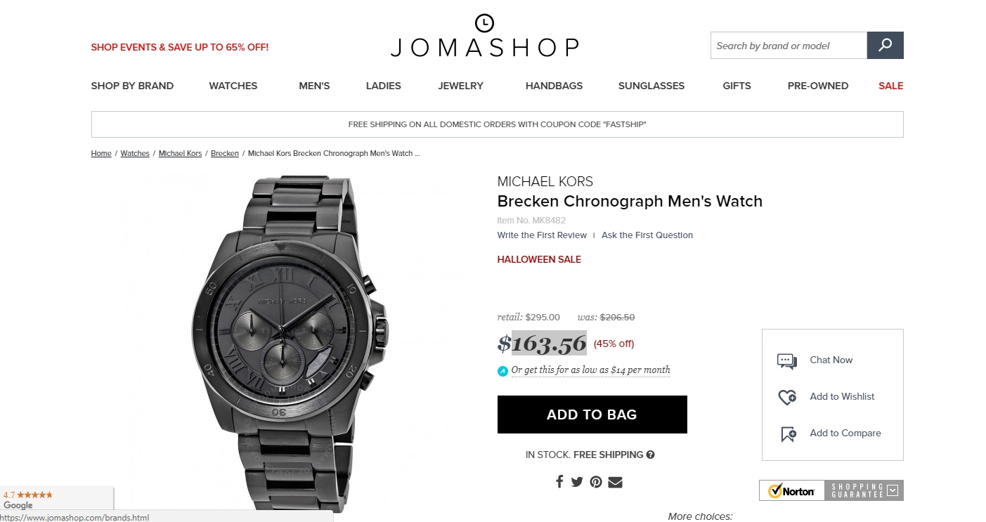 Michael Kors Vouchers & Promo Codes updated on 13th December, 2018