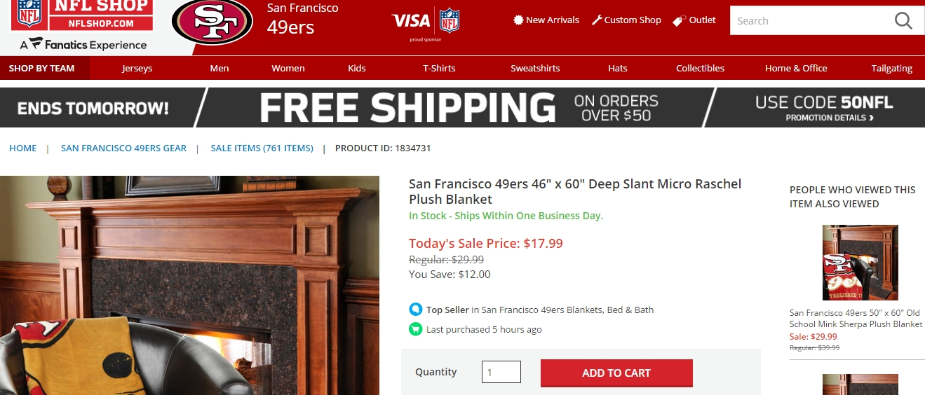 Nfl shop coupons promo codes