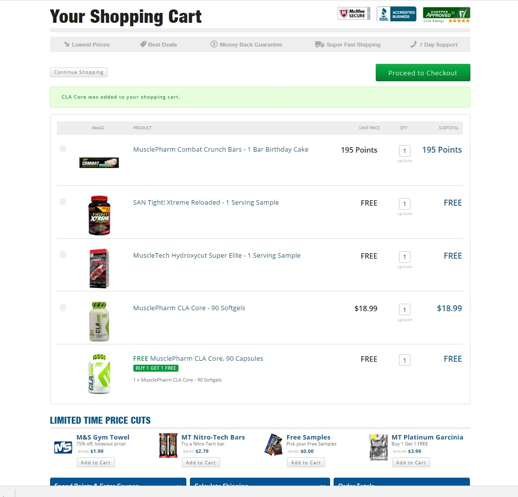 Gnc muscle pharm coupons