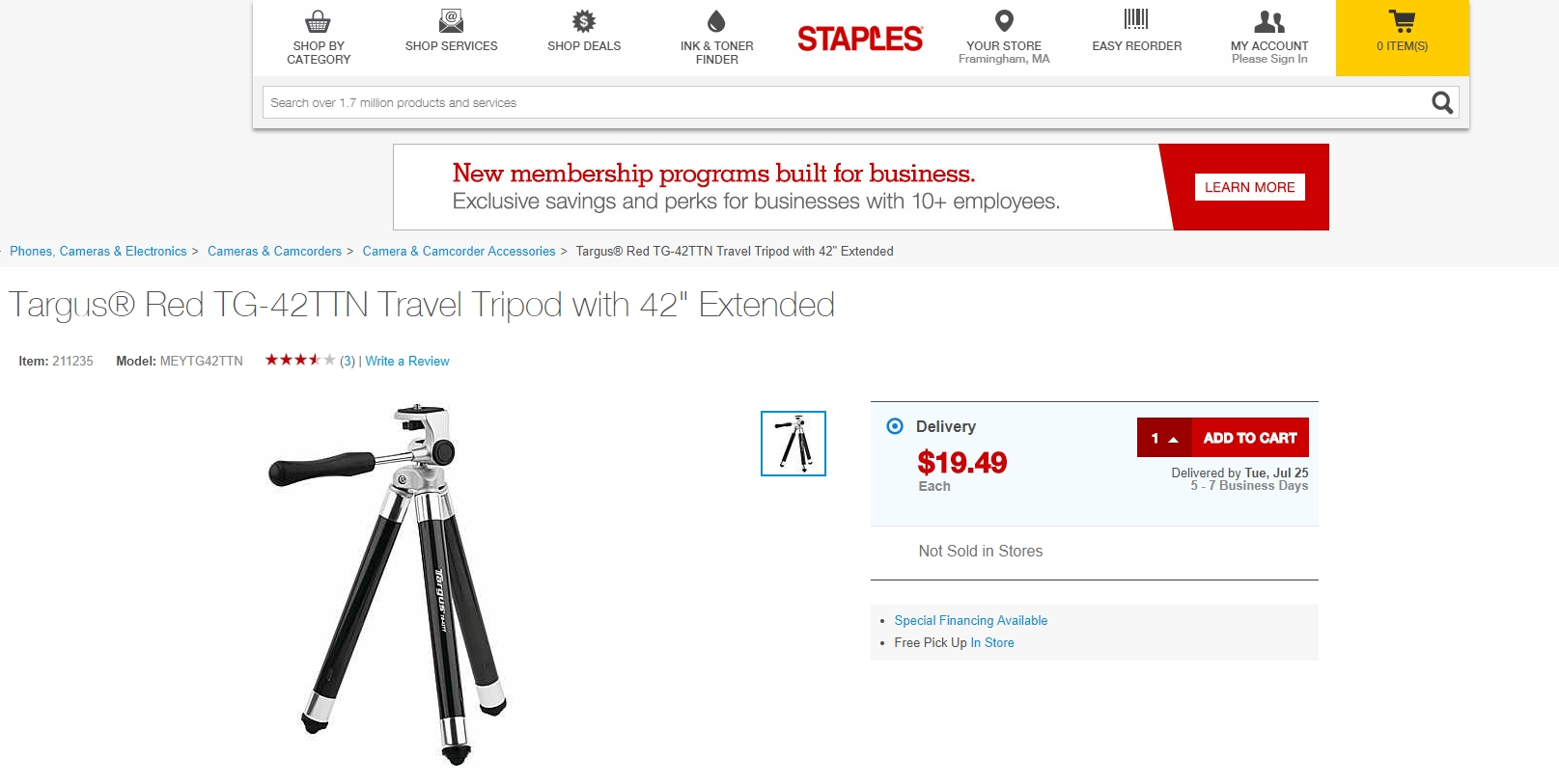 Staples coupons uk