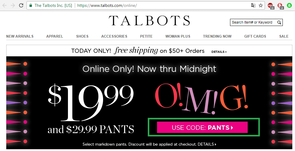 photograph regarding Tommy Hilfiger Outlet Coupon Printable identify Printable coupon codes for talbots : La motor vehicle exhibit price reduction discount coupons