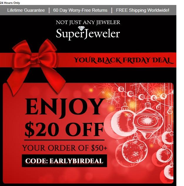 Superjeweler coupon code