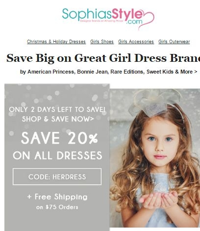 Sophias Style Promo Codes & Cyber Monday Deals for November, Save with 23 active Sophias Style promo codes, coupons, and free shipping deals. 🔥 Today's Top Deal: Sophias Style as low as $ at Amazon. On average, shoppers save $31 using Sophias Style coupons from funnebux.gq
