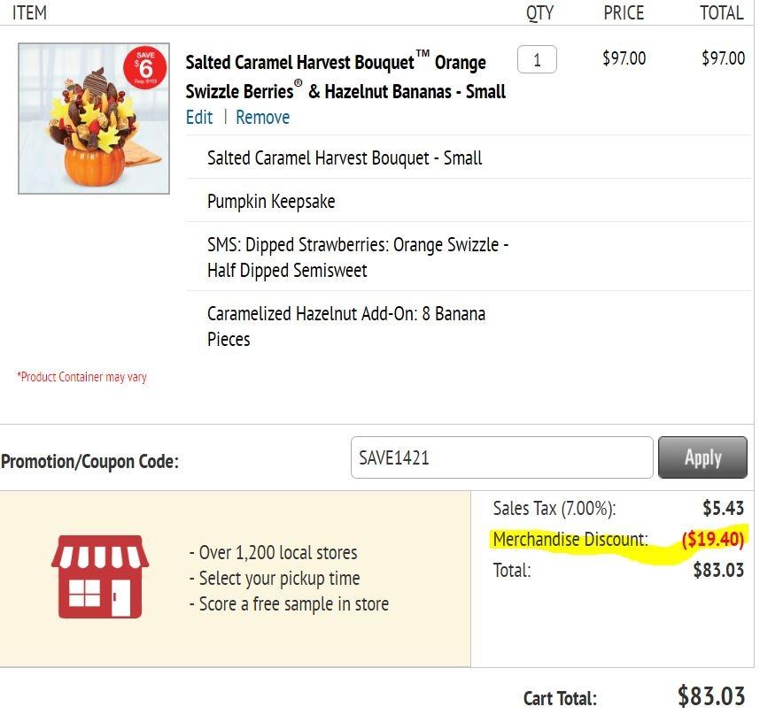 Shari's berries free shipping coupon code 2018