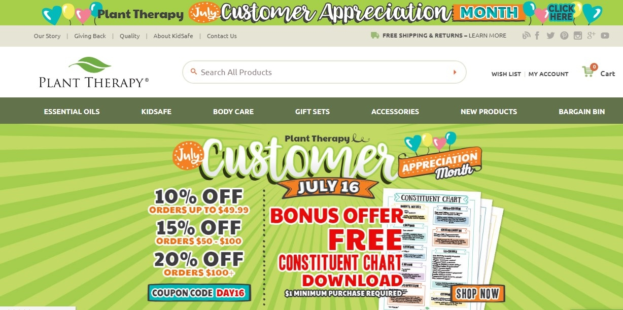 Plant therapy coupon code 2019