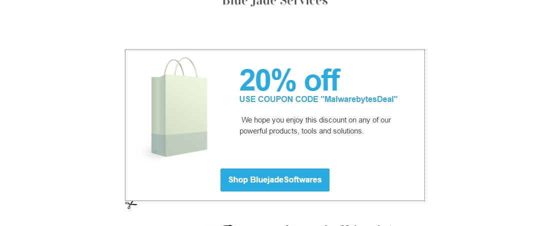 Save $$ Up to 75% OFF Malwarebytes Coupon Code & Discounts. Get Malwarebytes Anti Malware Premium and Malwarebytes Anti Exploit Premium at the best price ever. Lifetime sale available as well as student discount. Get Malwarebytes cheap prices right now. Malwarebytes is one of the top leaders in computer security.
