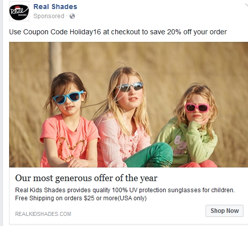 Fenchel shades discount coupons