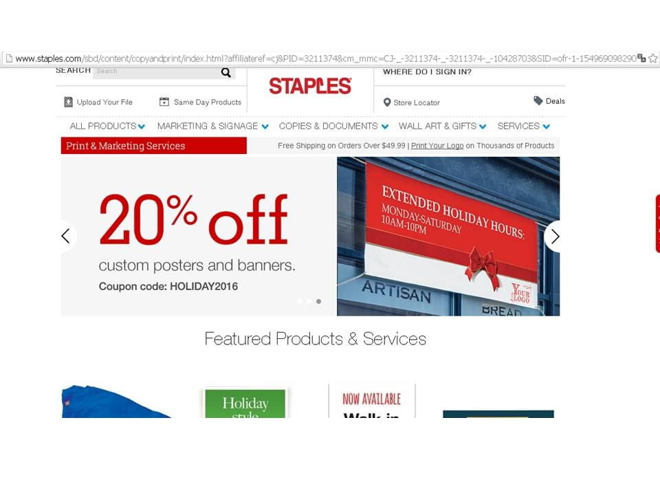 Staples banners coupons - Staples coupon 73144