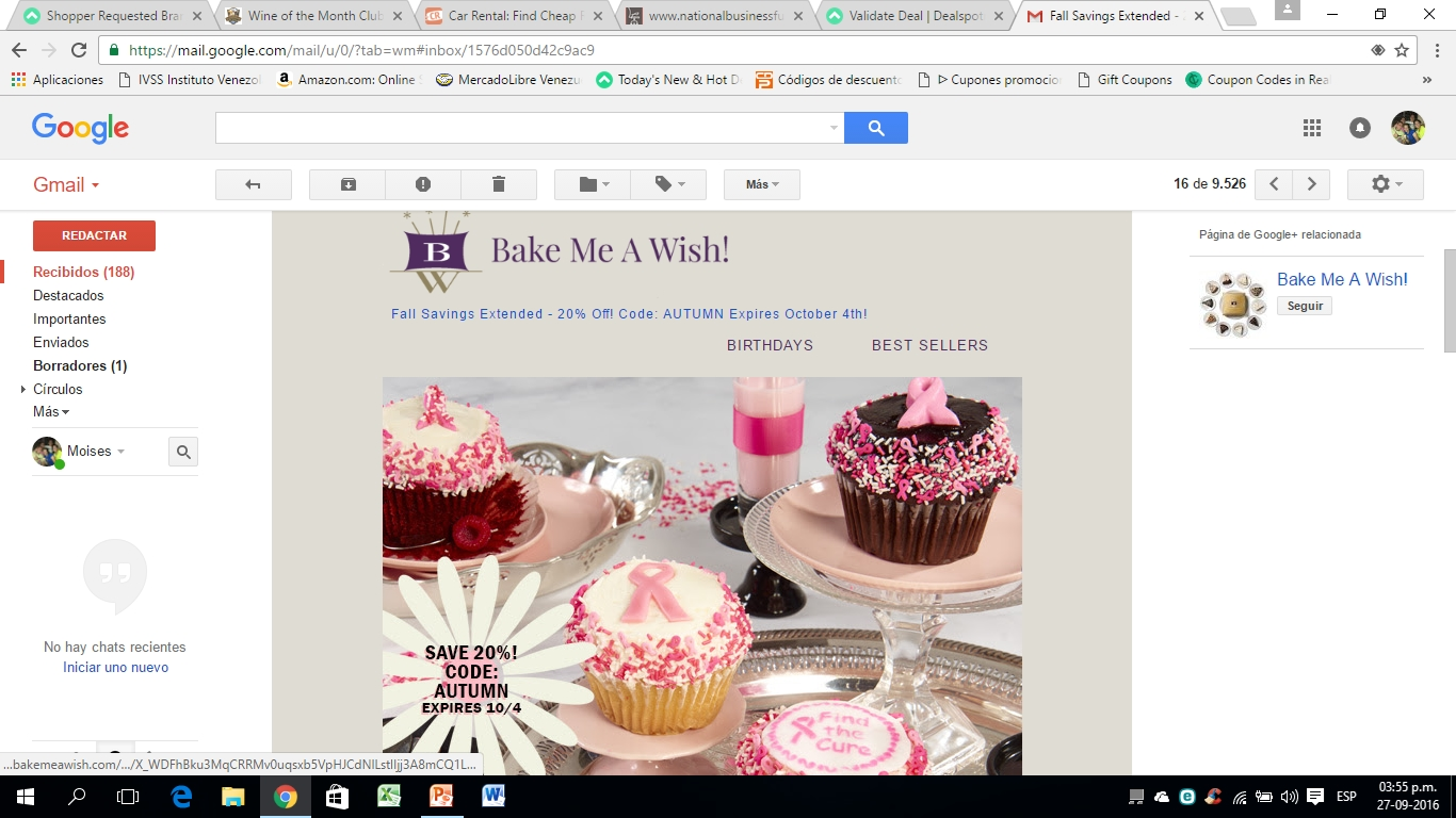 Bake me a wish promotion code Shoe carnival coupon code