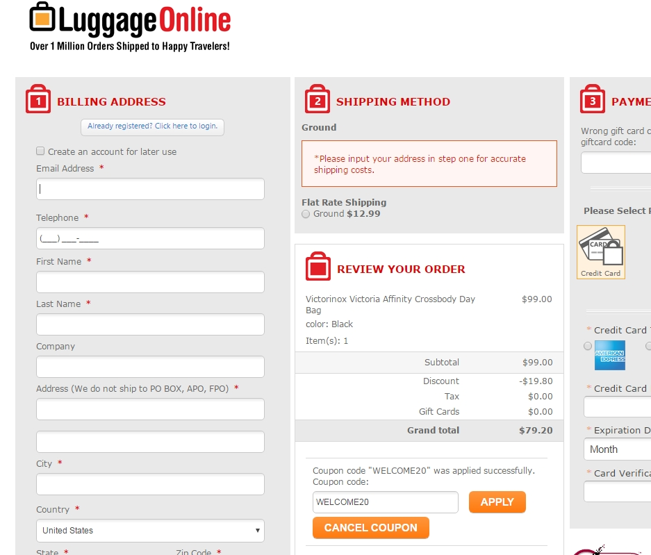 Make use of LuggageWorks Promo Codes & Discount Codes in to get extra savings on top of the great offers already on sanikarginet.ml, updated daily. Get 10% off% off with 59 LuggageWorks Coupons & Coupon Codes.