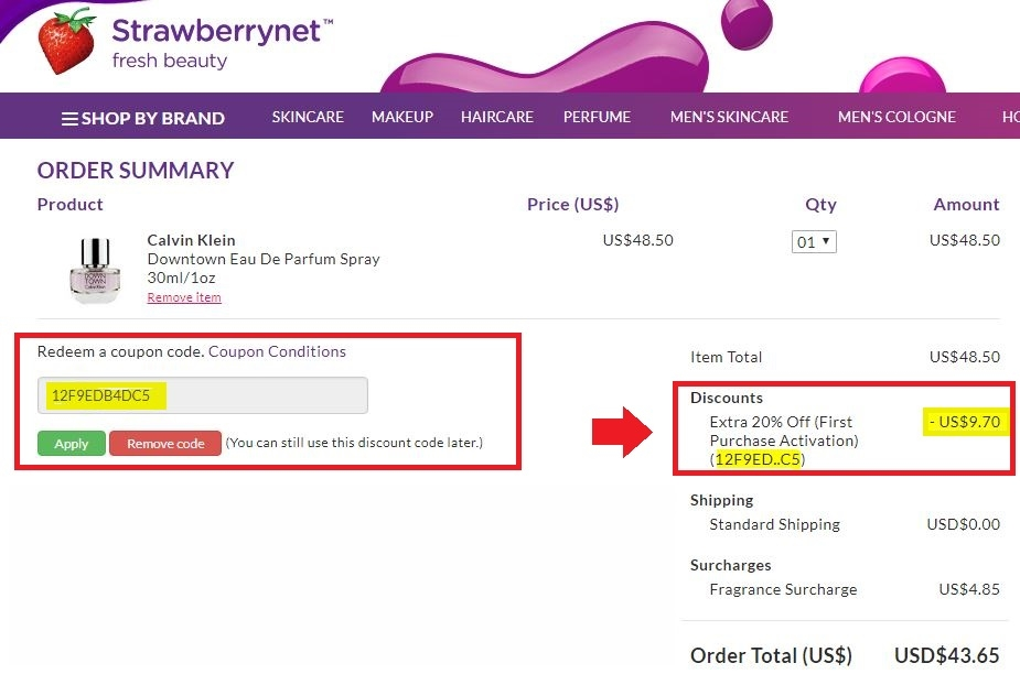 StrawberryNet is the world's leading Discount Beauty Online Store, offering.