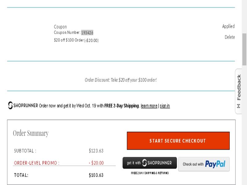 Christopher and banks coupon code