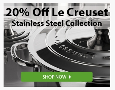 Le creuset coupon code
