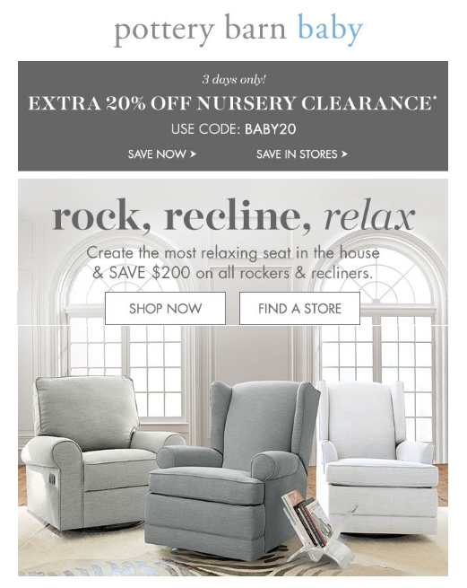 Pottery Barn Kids is the perfect place to visit when decorating your little one's room and play space. Whether you have a newborn, infant, toddler, or child, or you want to get a registry gift for one, Pottery Barn Kids has you covered.