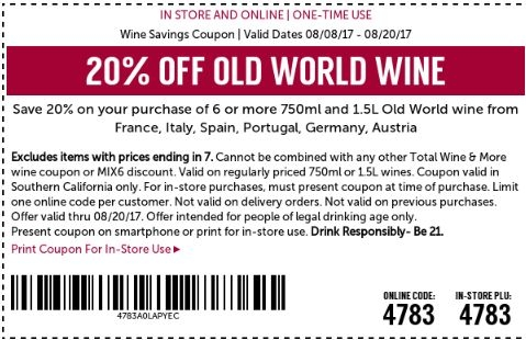 total wine printable coupons 30 total wine code 2017 total wine code 25308 | 291b3080 53b3 4b96 a28c 6e0350e7cda3