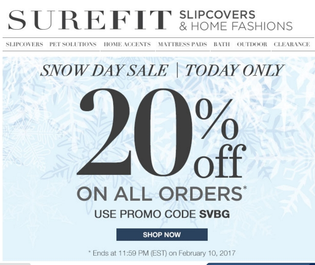 Never miss a great SureFit coupon and get our best coupons every week! SureFit Promo Codes & Coupons. 30% off. Promo Code 4 used today 30% Off Exclusives And Free Shipping Orders $49+ Expires 11/21/ CST Get the Groupon Mobile App > .