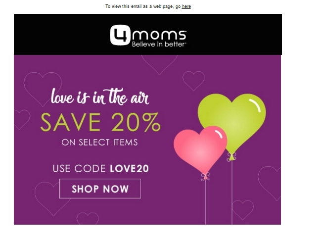 4moms Promo Codes & Cyber Monday Deals for November, Save with 3 active 4moms promo codes, coupons, and free shipping deals. 🔥 Today's Top Deal: Free Shipping Sitewide. On average, shoppers save $46 using 4moms coupons from weatherlyp.gq