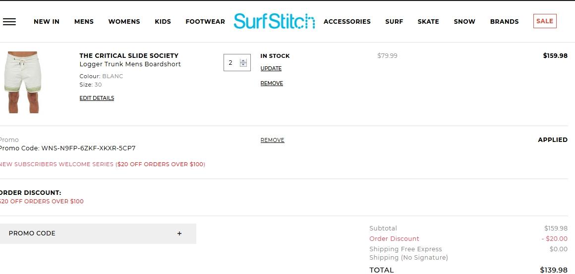 Surfstitch coupon code december 2018