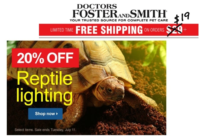 Dr foster smith coupon code