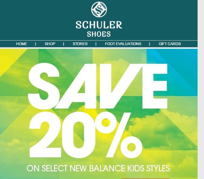 Schuler shoes roseville coupons