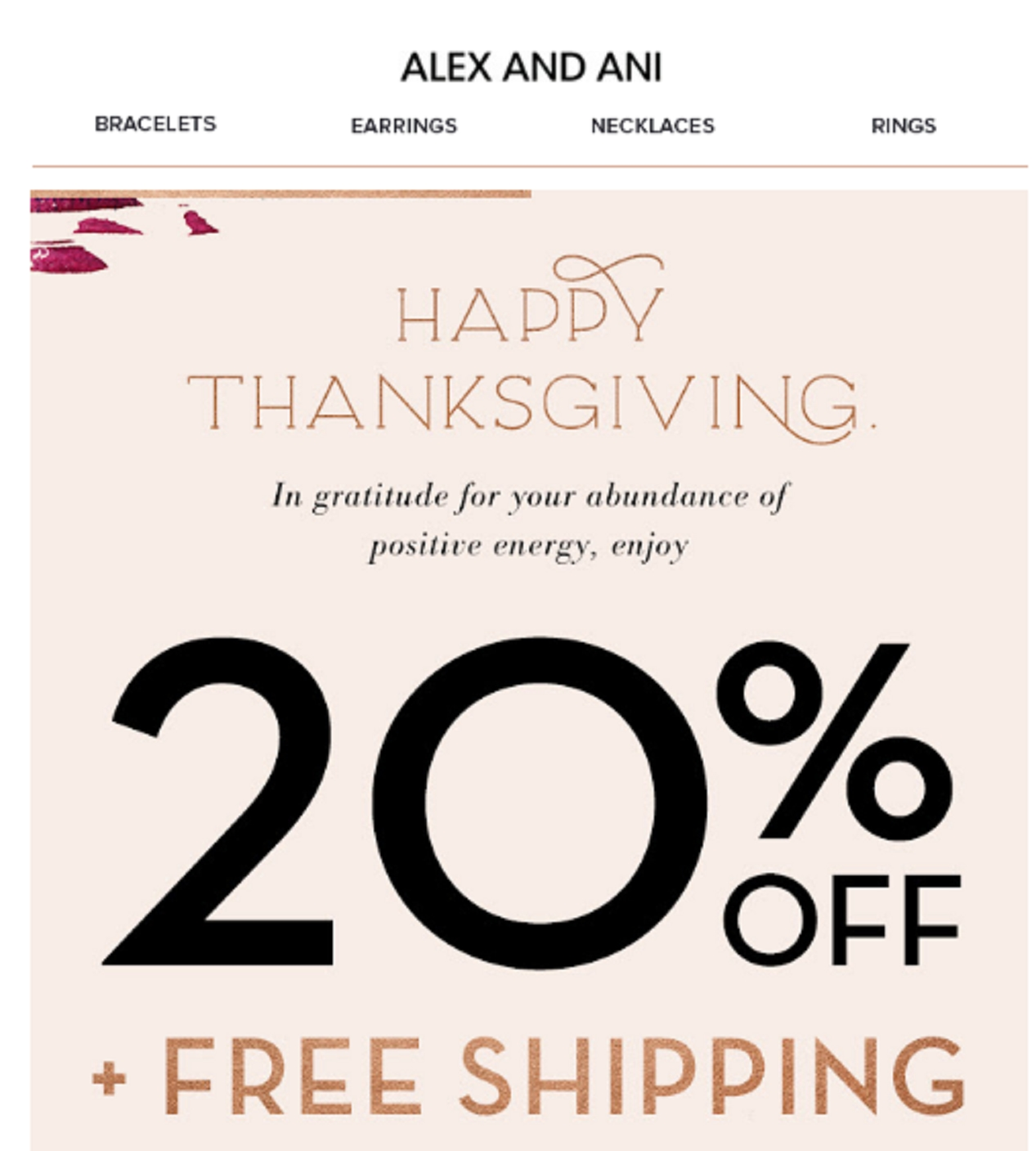 Alex & ani coupon code