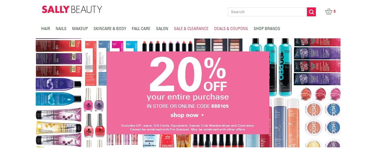 Sally beauty coupons 2019
