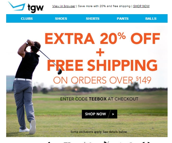 The Golf Warehouse offers a satisfaction guarantee, and will refund percent of your purchase price, minus shipping charges, within 30 days. A few golf clubs come with a Day Club Playability Guarantee, refunding up to 90 percent of the value if you don't like it after 30 days.5/5(27).