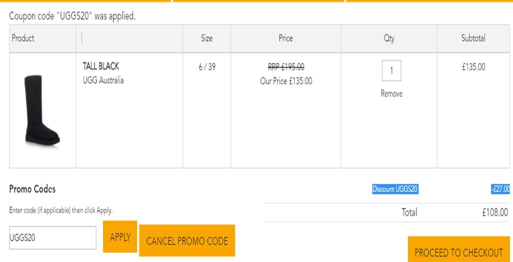 Ugg coupon code february 2018