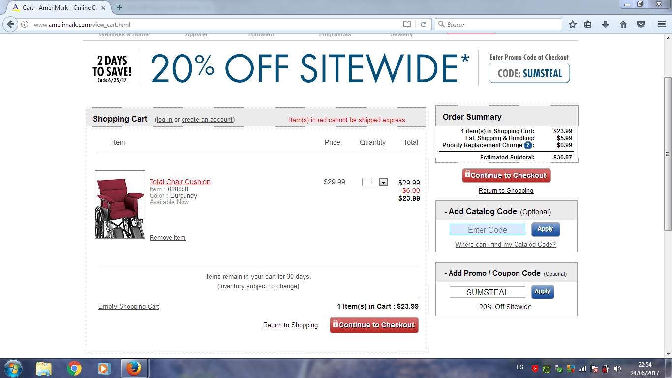 Amerimark coupon code