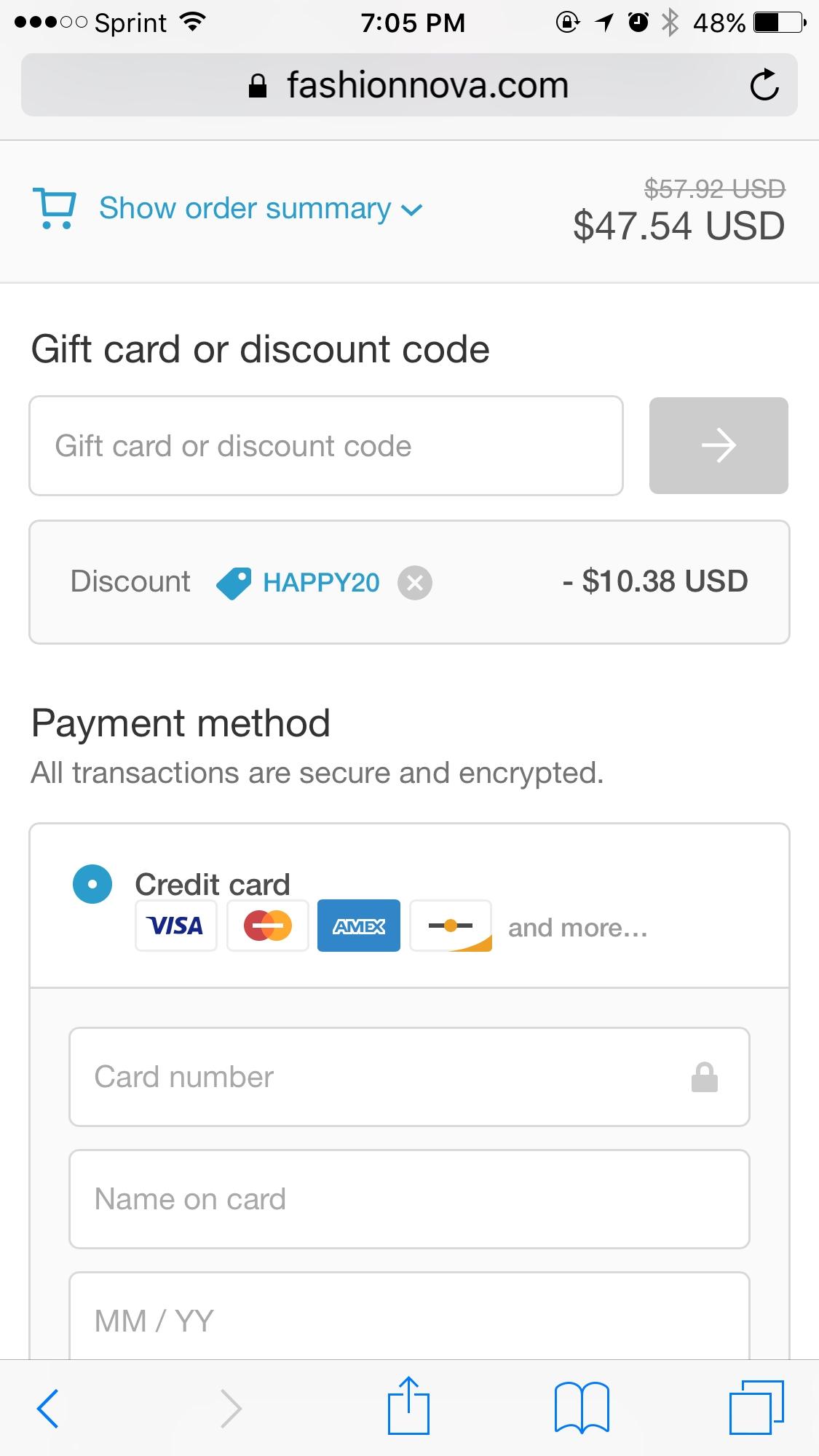 Amazon $20 coupon code