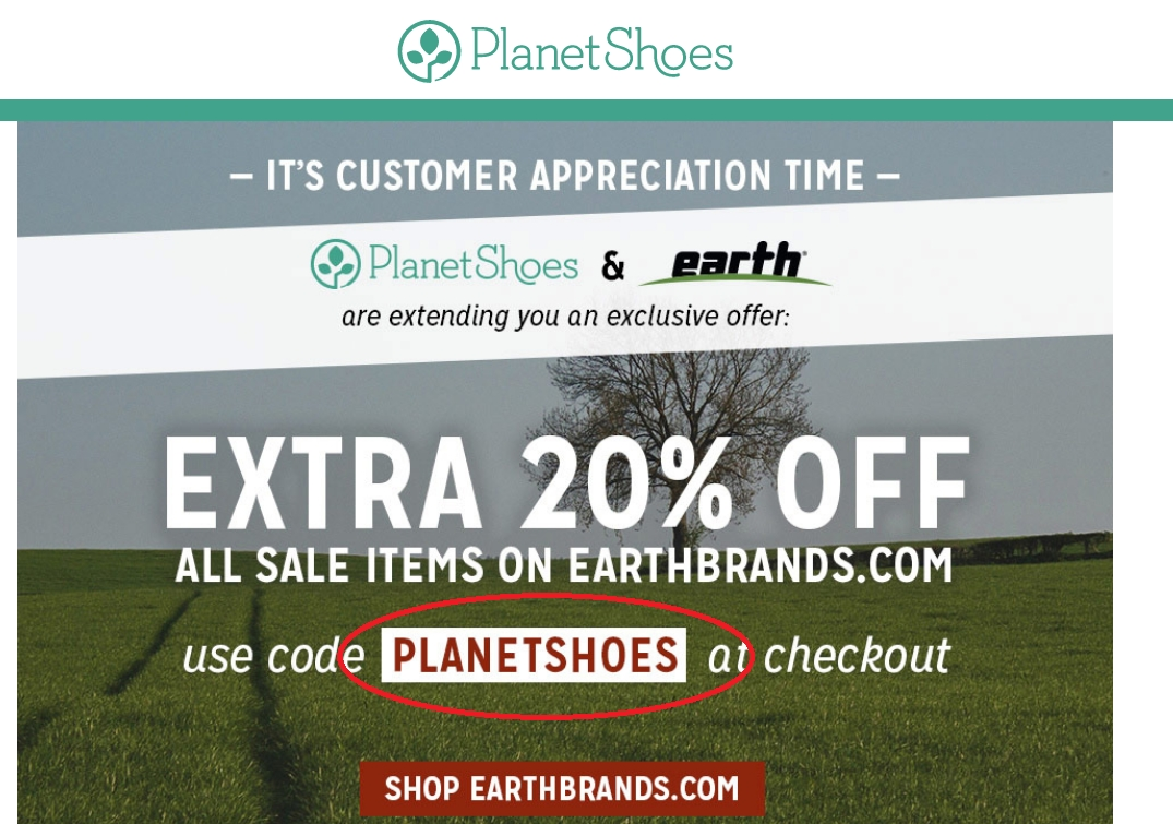 Planet Shoes Coupon: Get Up to 80% Off Top Shoe Brands at Amazon (Free 2-Day Shipping w/Prime)