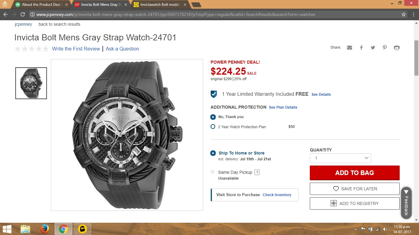 Timepiece com coupon code