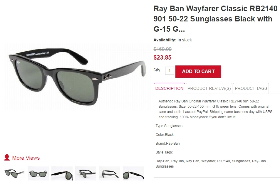 6 Places to Find Cheap Authentic Ray-Bans on Sale