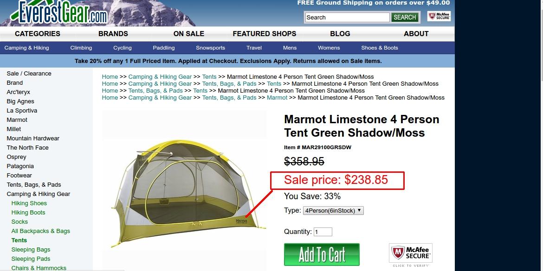 Marmot coupon code