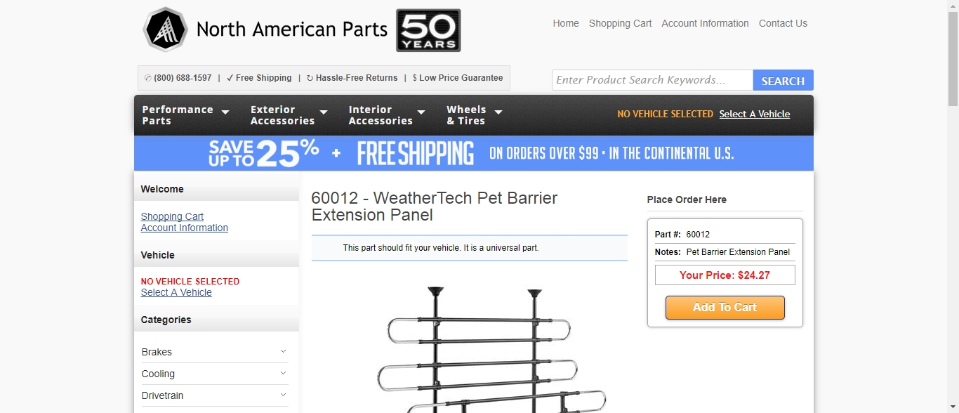 75  off weathertech coupon code