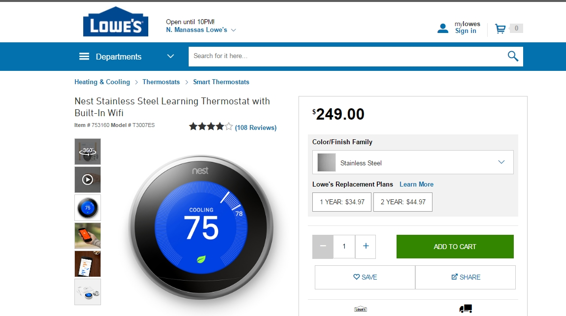 Nest coupon code