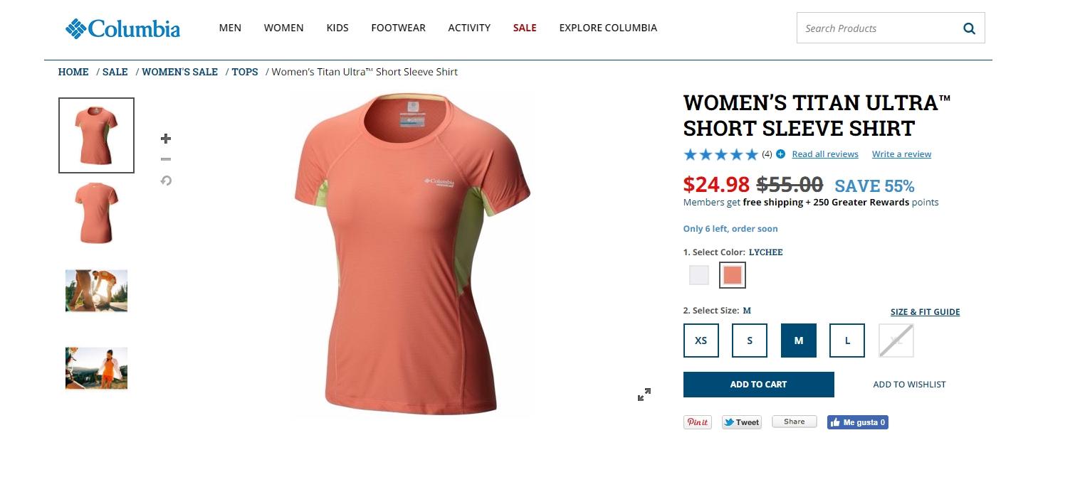 Columbia sportswear coupon code