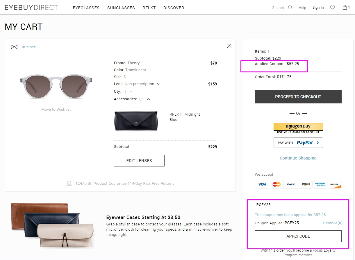 Eyebuydirect coupon code