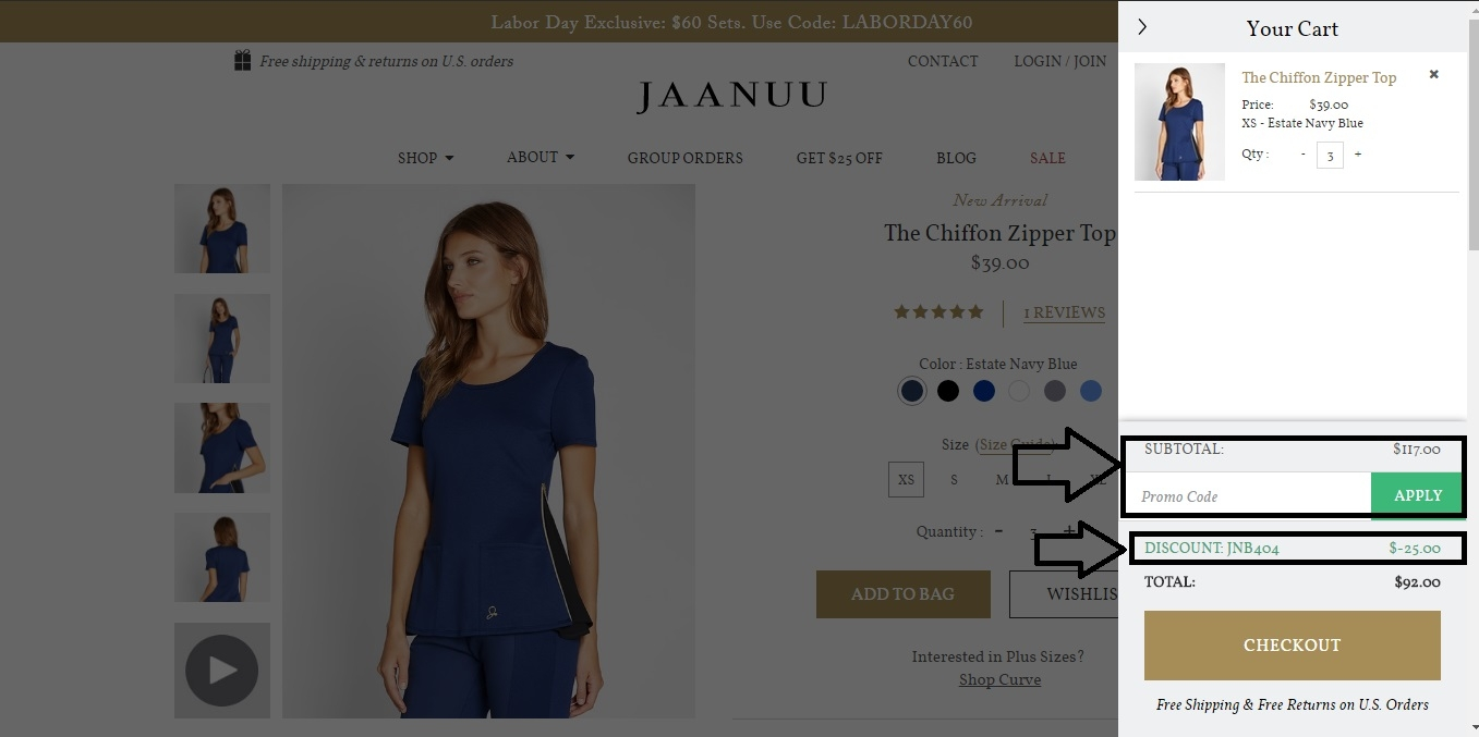 Jaanuu coupon code