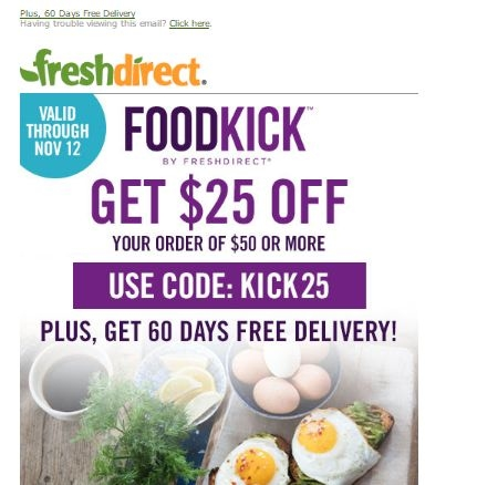 Food service direct coupon code