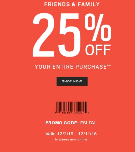 New Discount Codes