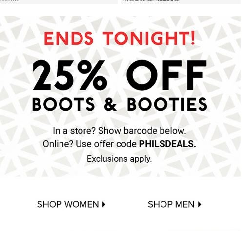 Dsw coupons 2019