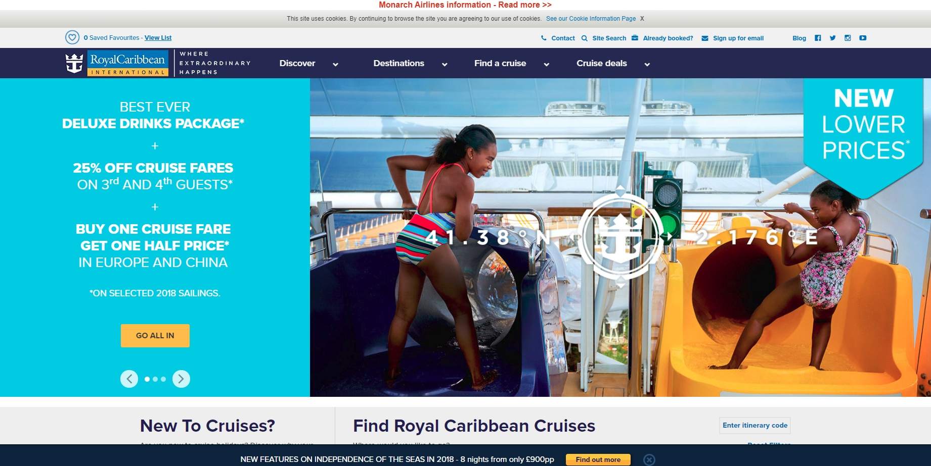 Royal caribbean drink package coupon code