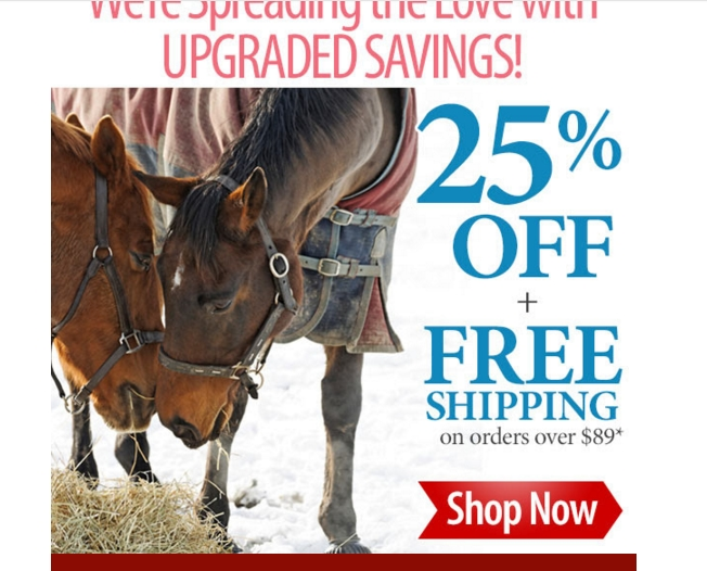 Select items are eligible for free shipping within the continental United States. Just look for the free shipping icon on the product page. Sign up for emails and receive notice of exclusive weekly deals and promotions. State Line Tack has a Day return policy.5/5(46).