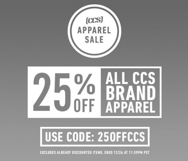 Ccs website coupons
