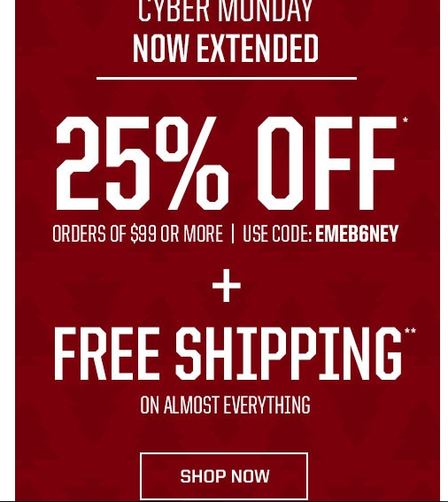 Eastbay coupons 2018 free shipping