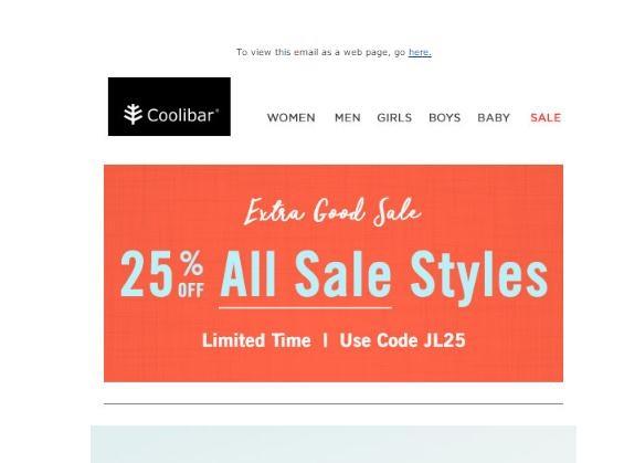 Coolibar coupon code