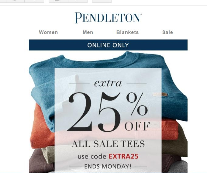 Pendleton has over years experience in creating Indian woolen bed blankets, wool shirts, and other wool apparel. Pendleton continues to create fashions and home collections, many inspired by the company's Native American history. Save on supplies and apparel to keep you warm and cozy this winter with Pendleton online coupons:5/5(4).