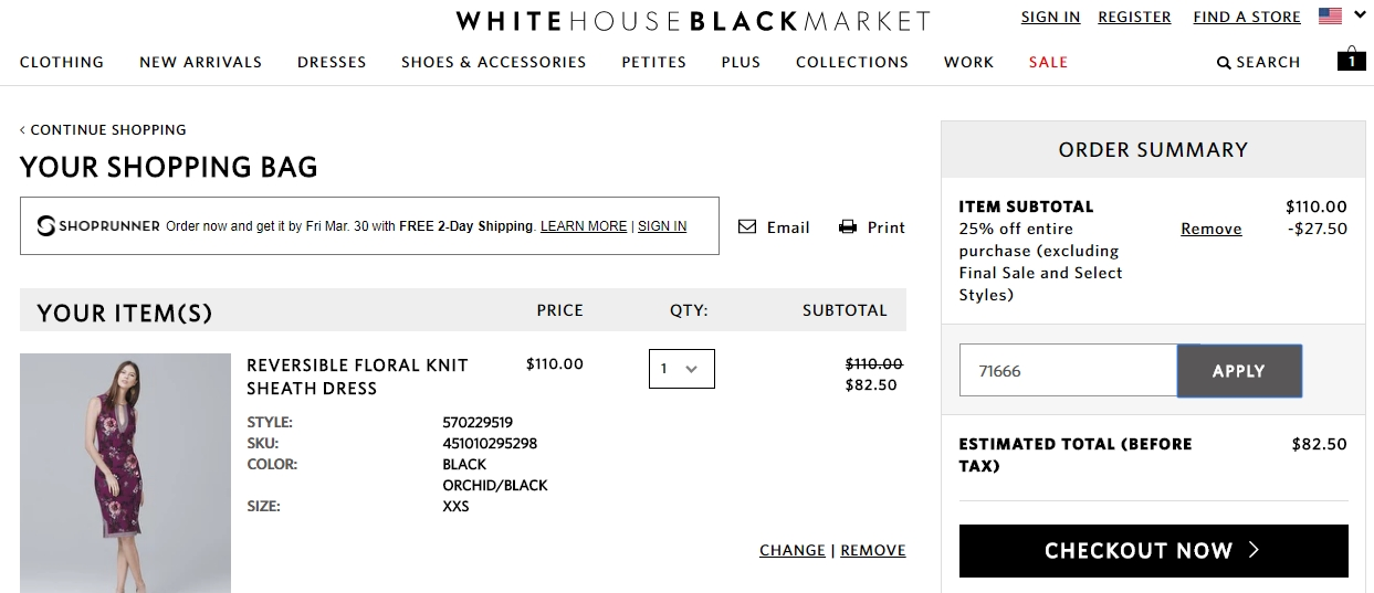 graphic regarding White House Black Market Printable Coupon named White home black industry promo codes - Foxwoods on line casino lodge