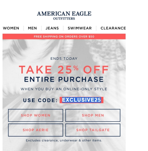 American muscle coupon code 2018